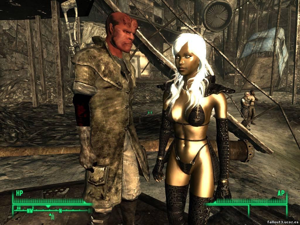 Fallout2 привал