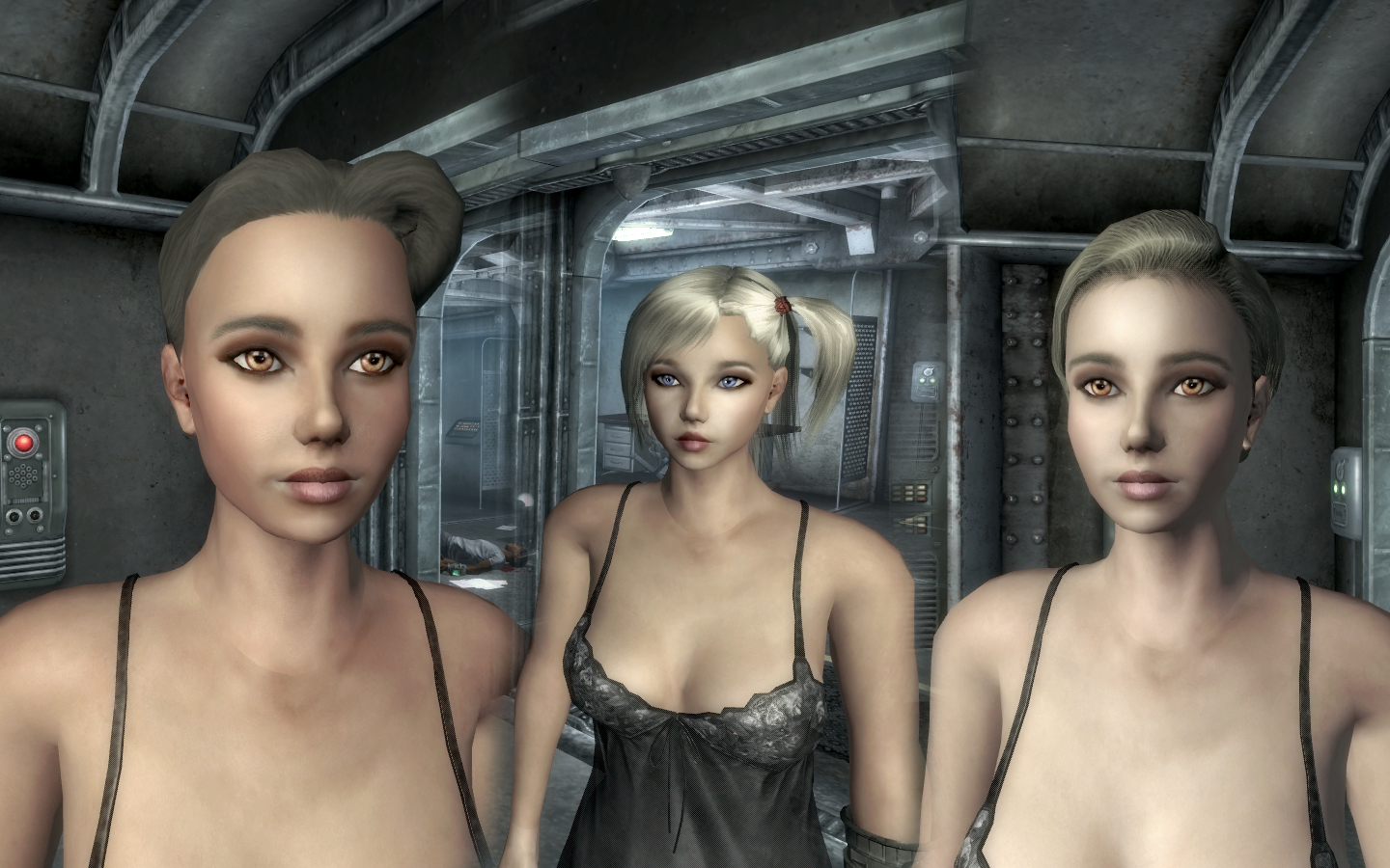 Fallout 3 mods nudity sex image